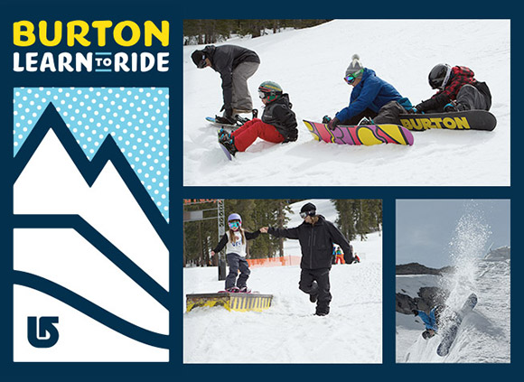 Burton Learn To Ride Snowboards